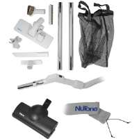 Click to view: Nutone CK250 Deluxe Air-Drive Combination Floor/Rug Tool Kit!