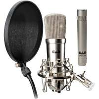 Click to view: CAD GXL2200SP Studio Condenser Microphone Recording Pack!