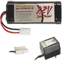 Click to view: Nitro Power HR72-KIT 7.2V NiCD Battery with Charger!