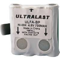 Click to view: Ultralast ULFA-BP Cobra GMRS/FRS Replacement Battery!