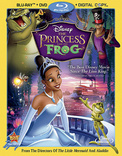 Click to view: PRINCESS & THE FROG (BR/DVD/DC/3 DISCS/WS 1.78/5.1!