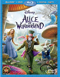 Click to view: ALICE IN WONDERLAND-LIVE/2010 (BR/DVD/DC/3 DISC CO!