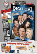 Click to view: SCRUBS-COMPLETE COLLECTION (DVD/26 DISCS/WS/SP-FR-!