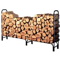 Click to view: Landmann 8' Log Rack (32mm tube & 1.0mm thickness)!