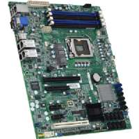 Click to view: Tyan S5512GM2NR Server Motherboard - Intel C204 Chipset - Socket H2 LGA-1155!