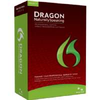 Click to view: Nuance Dragon Naturally Speaking v.12.0 Professional Edition - Complete Product - 1 User!