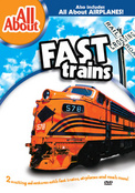 Click to view: ALL ABOUT-TRAINS/AIRPLANES (DVD) DOUBLE FEATURE!