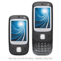 Click to view: HTC Touch Dual Unlocked GSM Cell Phone - Slider, 3G, HSDPA, Windows Mobile 6 Professional!