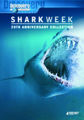 Click to view: SHARK WEEK-20TH ANNIVERSARY (DVD/4 DISCS)!