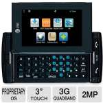 Click to view: Sharp FX STX-2 Unlocked GSM Cell Phone - QWERTY Keyboard, Quad Band, 3
