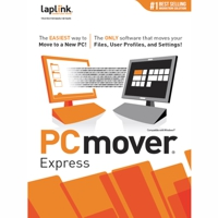 Click to view: LAPLINK PCMOVER EXPRESS 8 - 1 USE!