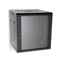 Click to view: Kendall Howard 3140-3-001-12 LINIER 12U Fixed Wallmount Cabinet (Refurbished)!