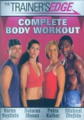Click to view: TRAINERS EDGE-COMPLETE BODY WORKOUT (DVD/4 DISC)!