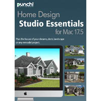 Click to view: PUNCH! HOME DESIGN ESSENTIALS V17.5 (MAC)!
