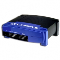 Click to view: Linksys - EtherFast - EZXS16W- 16-Port 10/100 Network Switch!