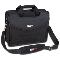 "Click to view: MobileEdge MEVLS1 V-Load Carrying Case for 15.4"" Laptops!"