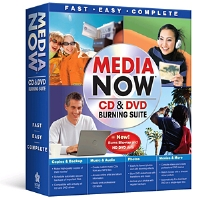 Click to view: Media Now CD & DVD Burning Suite!