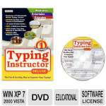 Click to view: Individual Software Typing Instructor Software - Deluxe 17!
