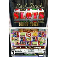 Click to view: Phantom EFX Reel Deal Slots Ghost Town!