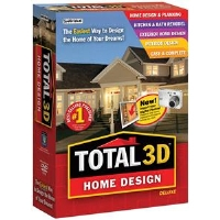 Click to view: Individual Total 3D Home Design Deluxe Software - Professional Room Designs, Sample Home Plans, Over 400 Textures!