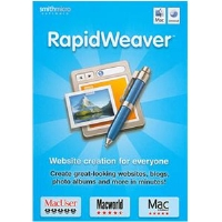 Click to view: Smith Micro Inc RapidWeaver - Mac!