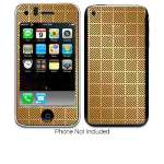 Click to view: TatSkinz Kased Cell Phone Skin - For Apple iPhone 3G & 3GS, Protective Film Kit, (NLTKS30809)!