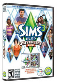 Click to view: SIMS 3 PLUS UNIVERSITY LIFE!