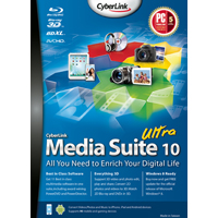 Click to view: CYBERLINK MEDIA SUITE 10 ULTRA!