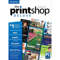Click to view: THE PRINT SHOP DELUXE V3.5!