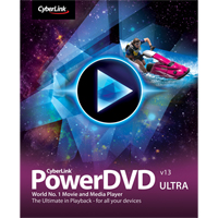 Click to view: CYBERLINK POWERDVD 13 ULTRA!