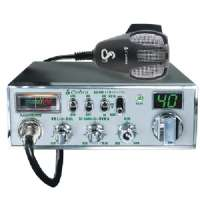 Click to view: COBRA ELECTRONICS 25NW CLASSIC(TM) CB RADIO WITH NIGHTWATCH(R) ILLUMINATED FRONT PANEL!