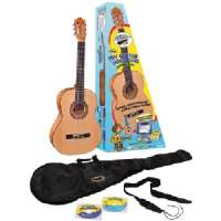 Click to view: EMEDIA MUSIC EG05101 MY GUITAR STARTER PACK FOR KIDS!