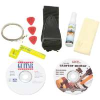 Click to view: EMEDIA EG07097 GUITAR ACCESSORY KIT!