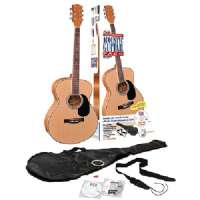 Click to view: EMEDIA MUSIC EG07108 TEACH YOURSELF ACOUSTIC GUITAR PACK, STEEL-STRING!