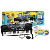 Click to view: EMEDIA MUSIC EK05103 MY PIANO STARTER PACK FOR KIDS!
