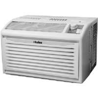 Click to view: HAIER HWF05XCK 5,000 BTU ROOM AIR CONDITIONER!