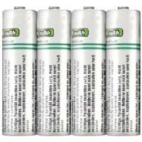 Click to view: IGO AC05058-0001 RECHARGEABLE ALKALINE BATTERIES (AA, 4 PK)!
