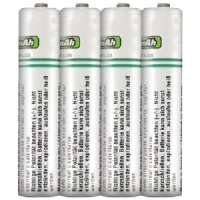 Click to view: IGO AC05059-0001 RECHARGEABLE ALKALINE BATTERIES (AAA, 4 PK)!