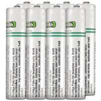 Click to view: IGO AC05101-0001 RECHARGEABLE ALKALINE BATTERIES (AAA, 8 PK)!