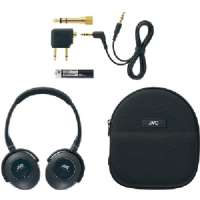 Click to view: JVC HANC250 HIGH-GRADE NOISE-CANCELING HEADPHONES!