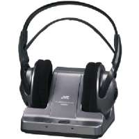 Click to view: JVC HAW600RF 900 MHZ WIRELESS HEADPHONES!