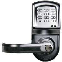 Click to view: LINEAR 212LS-C26DCR-LT ELECTRONIC ACCESS CONTROL CYLINDRICAL LOCKSET (LEFT HAND OPENING)!