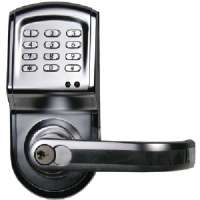 Click to view: LINEAR 212LS-C26DCR-RT ELECTRONIC ACCESS CONTROL CYLINDRICAL LOCKSET (RIGHT HAND OPENING)!