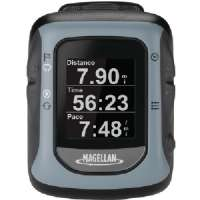 Click to view: MAGELLAN SW0100SGXNA SWITCH CROSSOVER GPS WATCH FOR RUNNERS!