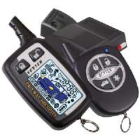 Click to view: GALAXY GAL5000RS-2W1-DBP 5-BUTTON REMOTE START WITH FULL-FEATURED ALARM (ONE 2-WAY LCD REMOTE and ONE 5-BUTTON REMOTE)!