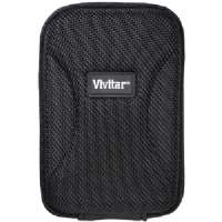 Click to view: VIVITAR VIV-HSC-4-BLK HARD SHELL CASE (SMALL FOR CAMERAS)!