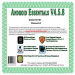 Click to view: Android Essentials v4.5.8 - Total Defense Premium Internet Security, eMusic $10 Song Credit, StoryPress, Easy DSLR Blue Membership - 800137!