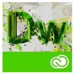 Click to view: Adobe Dreamweaver Creative Cloud - Subscription License (1 year), 1 Named User, Educational, Value Incentive Plan, Level 1 (1-49), 0 Points, Per Month, Windows, Mac - 65224713BB01A12-12!