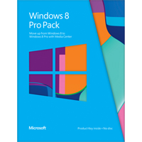 Click to view: WINDOWS 8 ANYTIME UPGRADE PRO PACK!