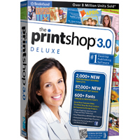Click to view: THE PRINT SHOP 3.0 DELUXE!